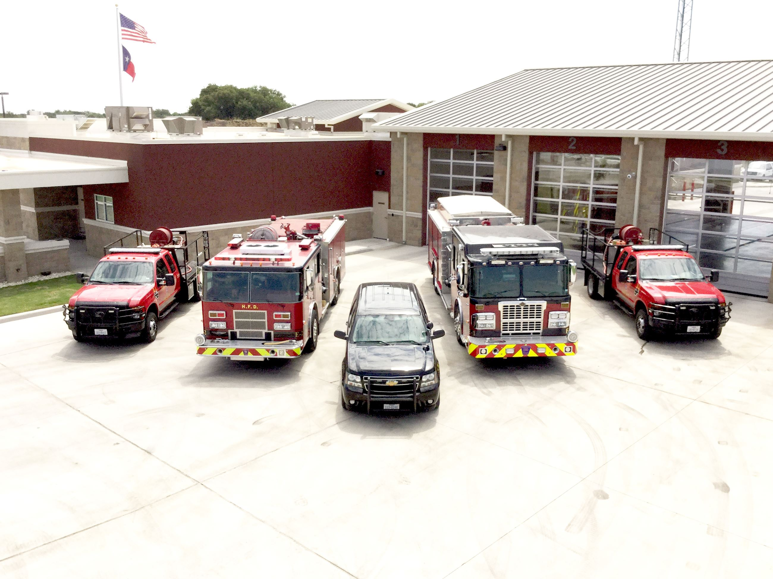 Fire Vehicles