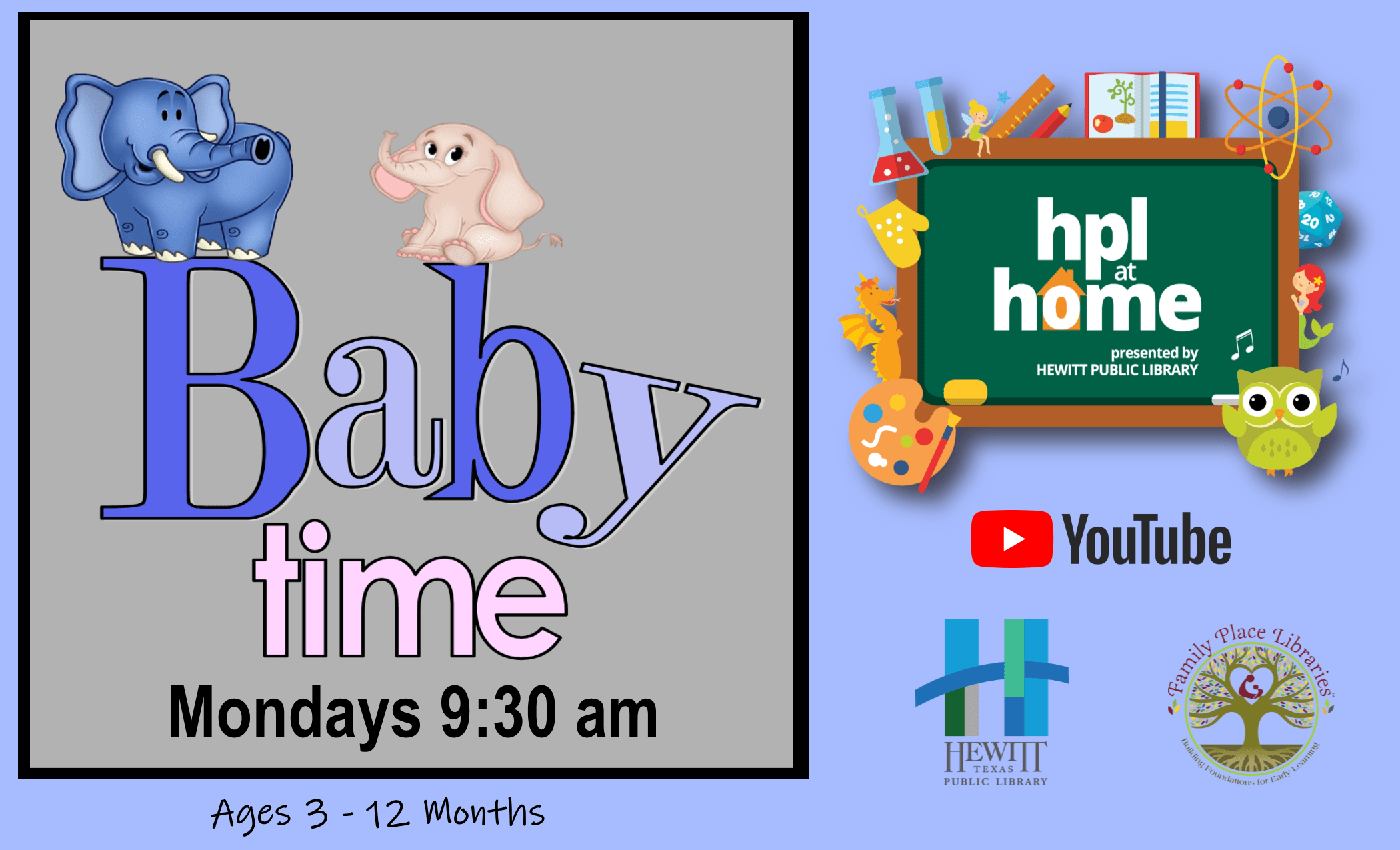 Baby Time ad