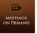 Meetings on Demand