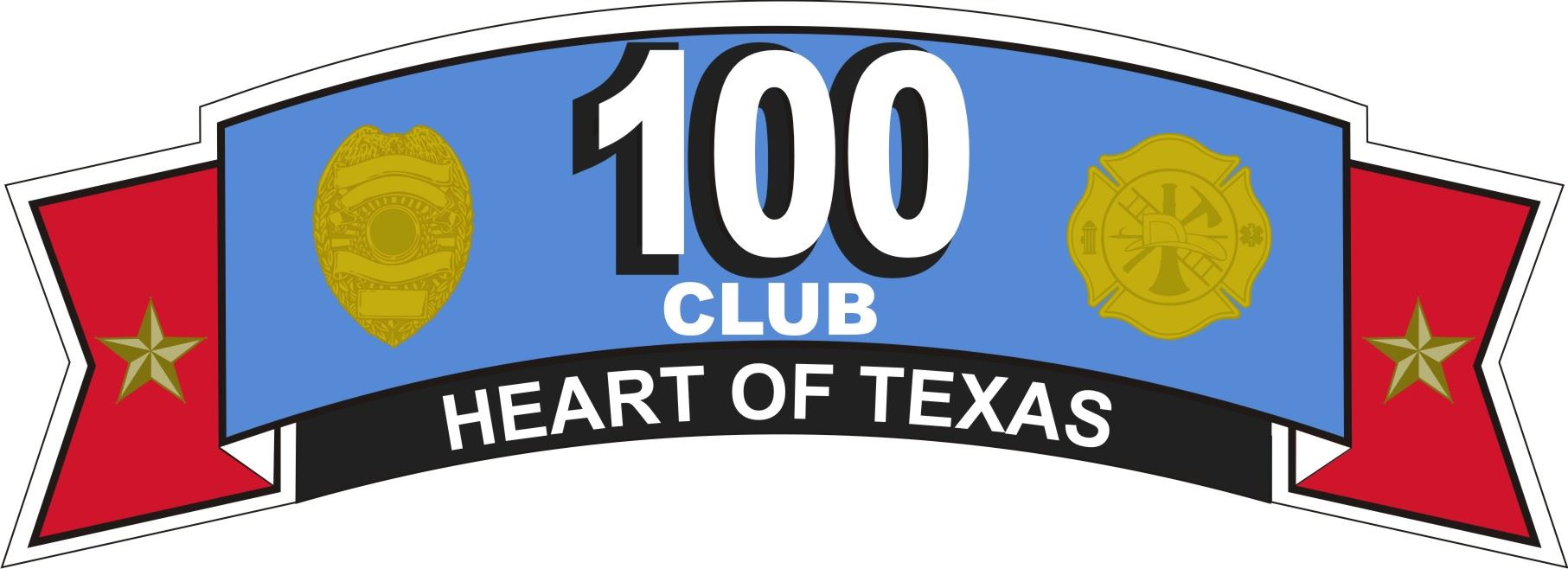 100 Club official logo