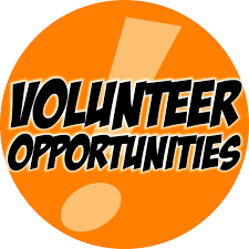 Voluntter needed