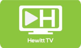 HEWITT TV icon