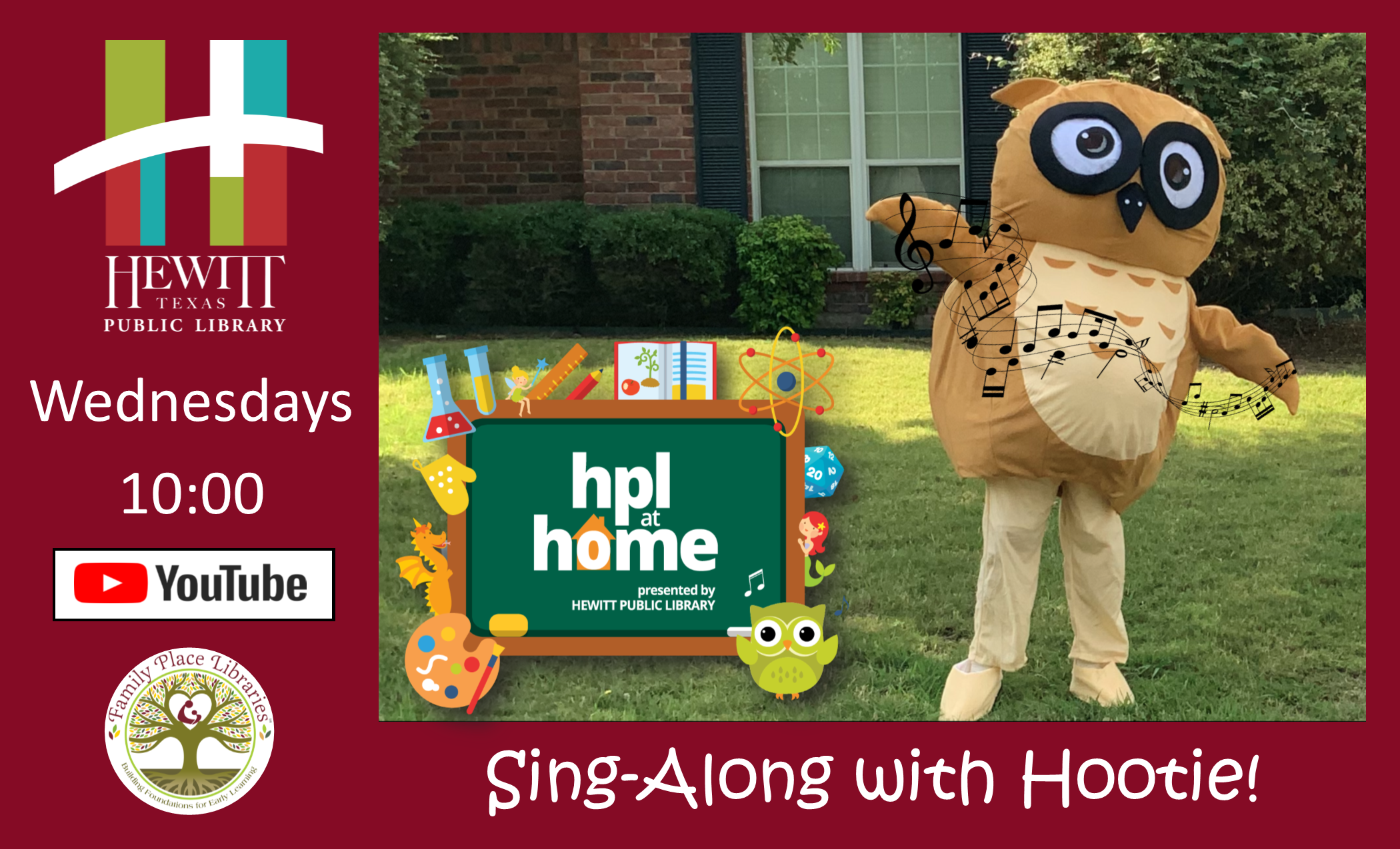 Hootie Sing Along Ad