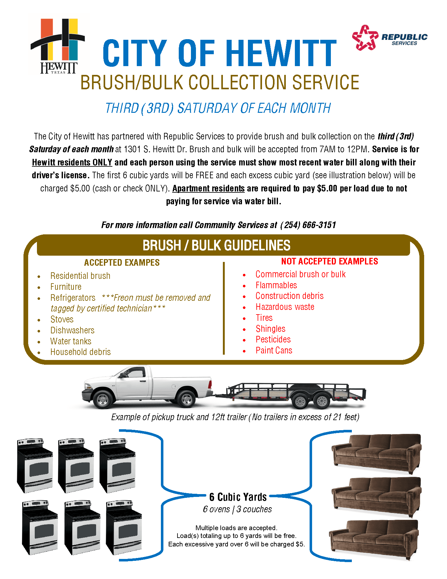 Brush and Bulk info PDF